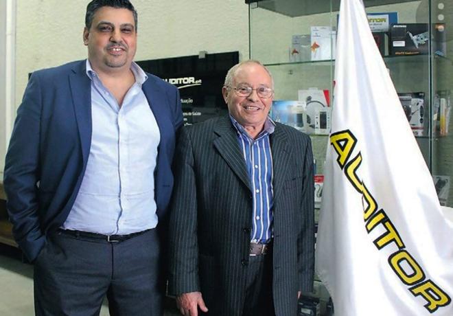 Sr-Amaro-Sousa-CEO-e-do-Sr-Santos-Freitas-Socio-AUDITOR