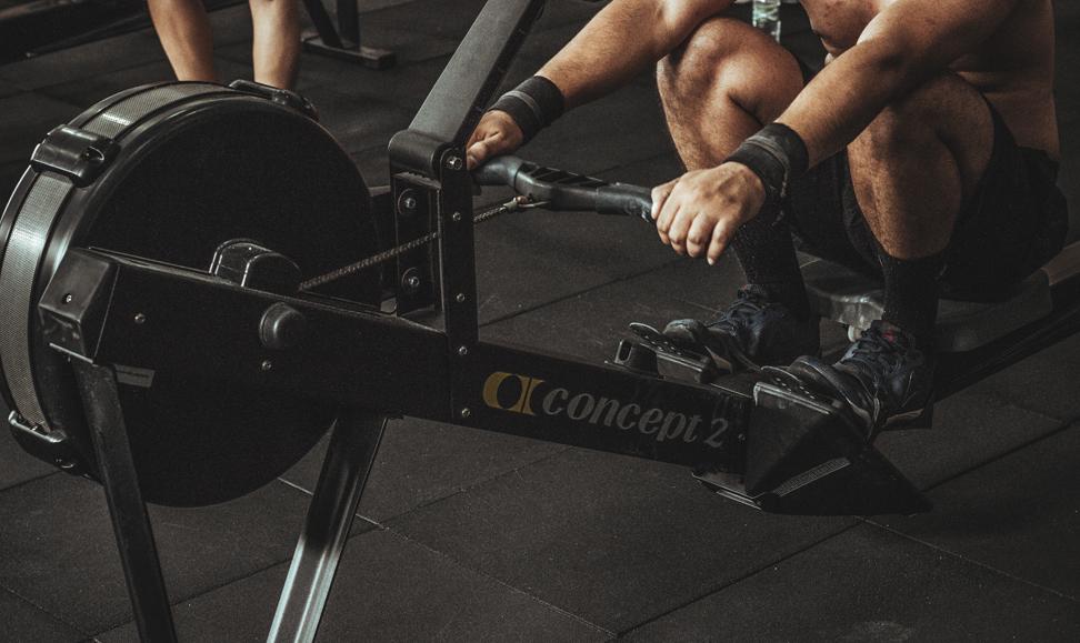 Renting de equipamentos de fitness