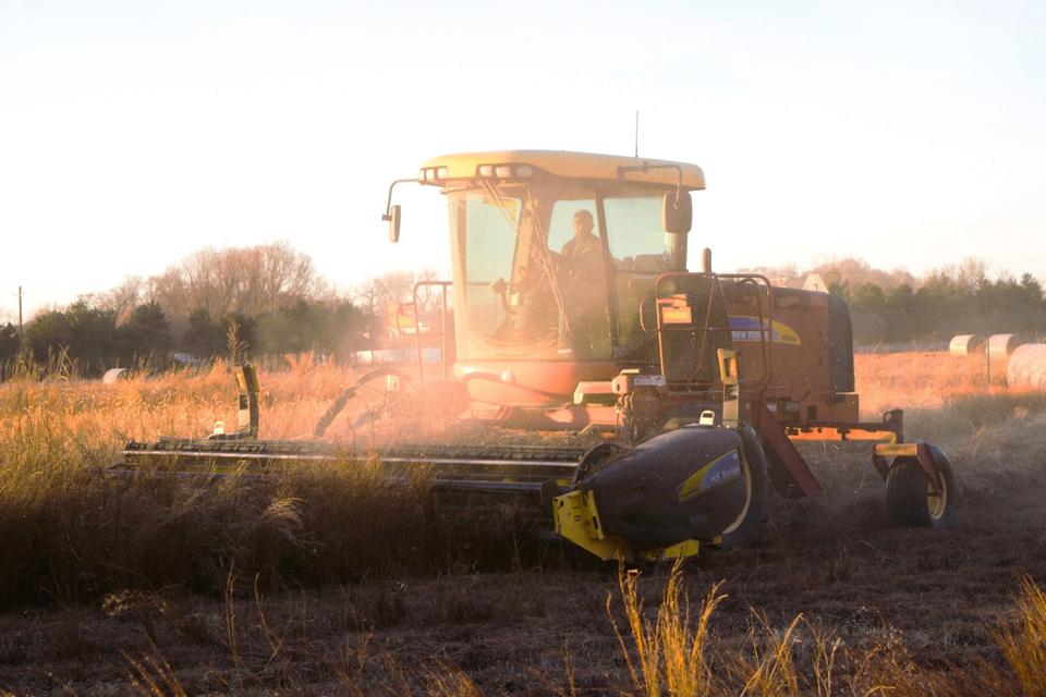 Renting de equipamento agrícola