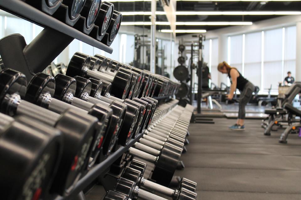 renting de equipamentos de ginásio