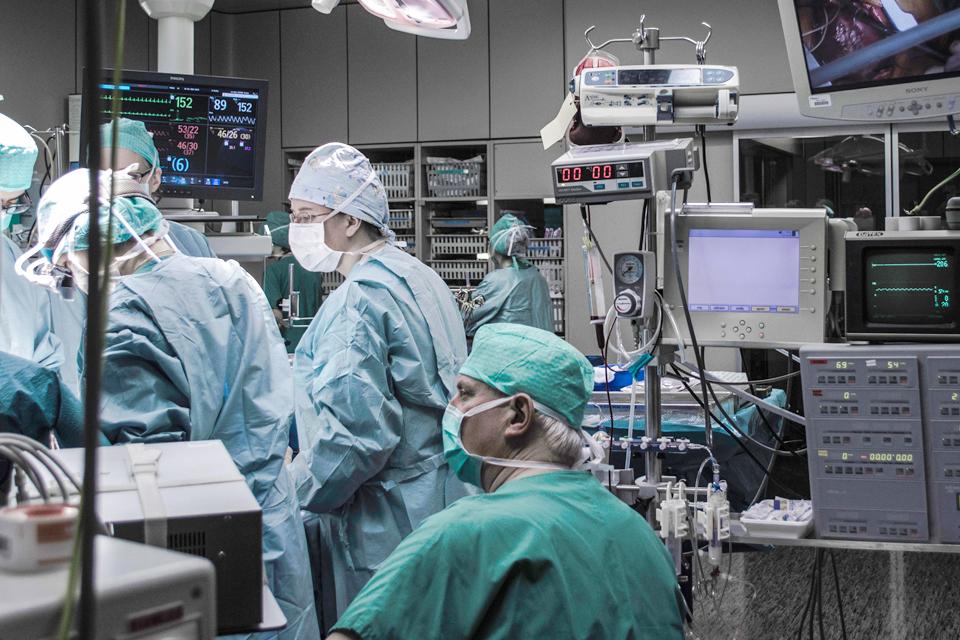 Renting de equipamento hospitalar