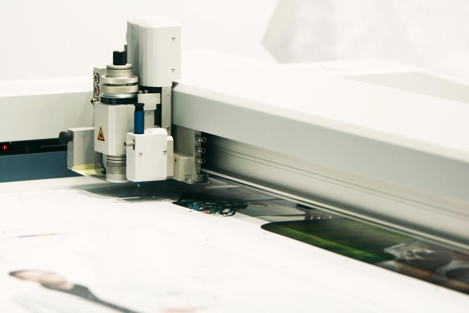 Renting de equipamento de impressão