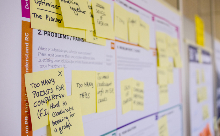Design Thinking para pequeñas y medianas empresas