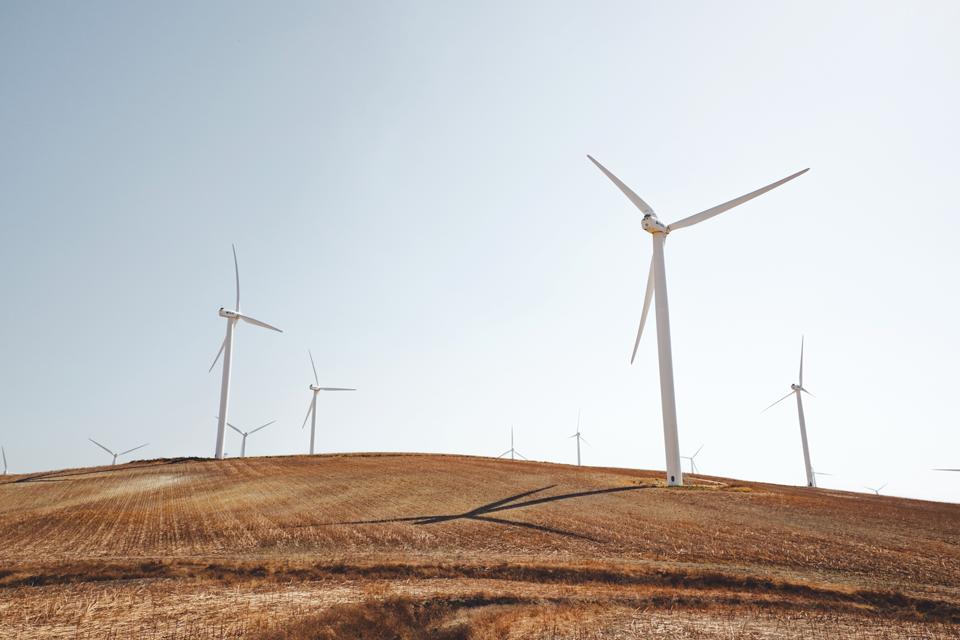 Energia eólica - renting de equipamentos de eficiência energética