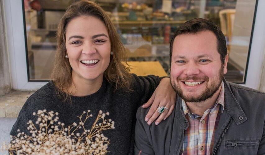 Fabiana e Ugo - The Food for Real